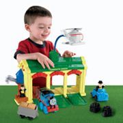Fisher-Price Thomas and Friends Tidmouth Sheds Playset
