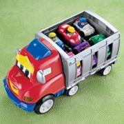 Fisher-Price Little People Wheelies Zig the Big Rig Truck