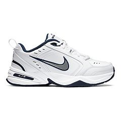 986822483850f Nike Air Monarch IV Men s Cross-Training Shoes. White Gray Anthracite White  Navy Black ...