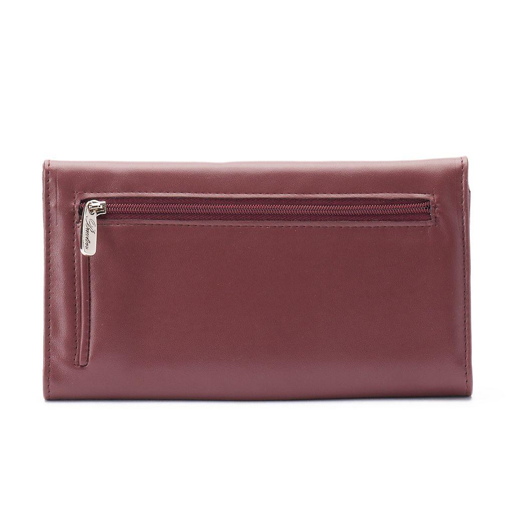 Buxton Cal-Q-Clutch Clutch Wallet