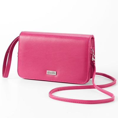 Buxton Organizer Mini Cross-Body Bag