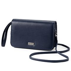 Buxton Organizer Mini Crossbody Bag