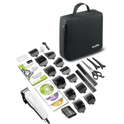 Andis Buzz Barber Deluxe 27-piece Home Haircutting Kit
