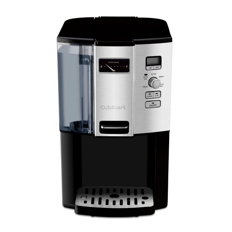 Cuisinart Coffee on Demand DCC-3000 Brewer - 12 Cup(s) - Black, Stainless Steel