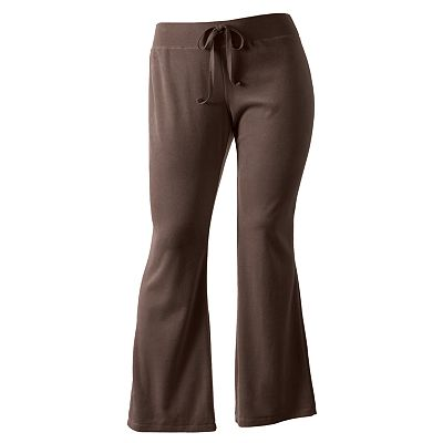 SO Velour Flare Pants - Juniors' Plus