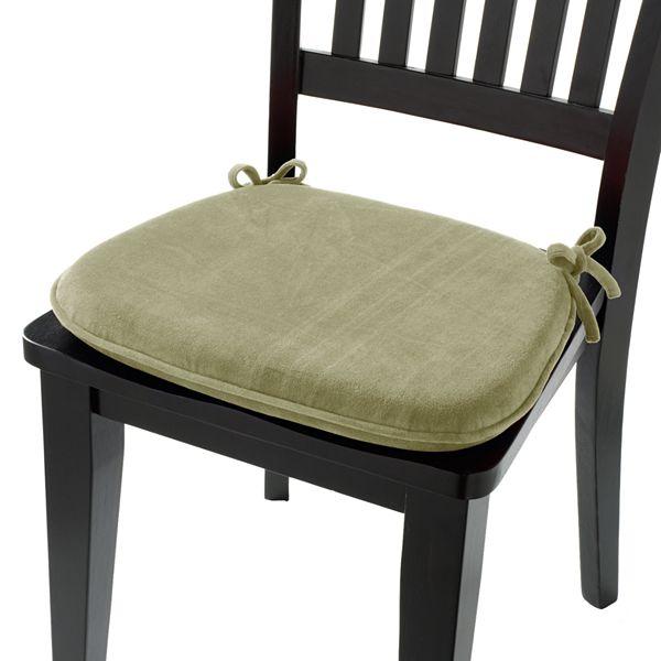 Memory Foam Chair Pad, Memory Foam Chair Pads With Ties