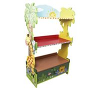 Teamson Kids Sunny Safari Bookshelf