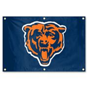 Chicago Bears Fan Banner