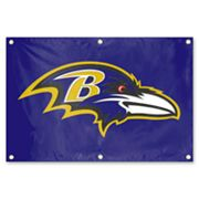 Baltimore Ravens Fan Banner