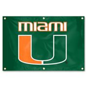 Miami Hurricanes Fan Banner