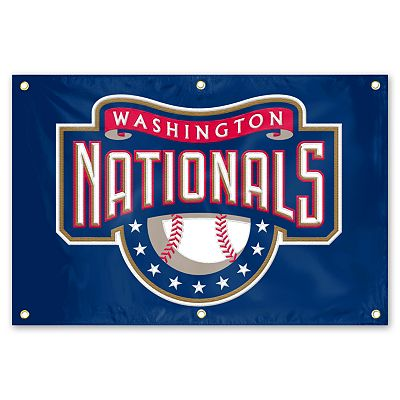Washington Nationals Fan Banner