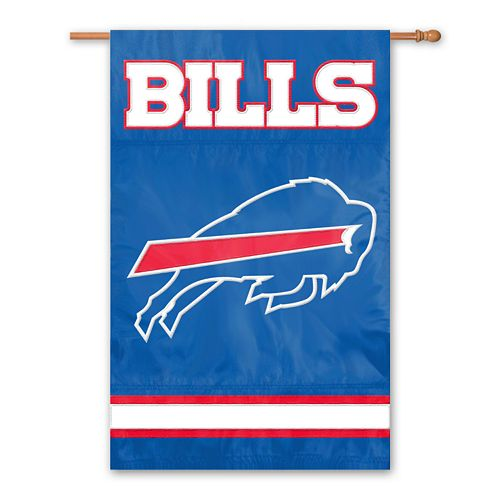 Buffalo Bills Two-Sided Flag