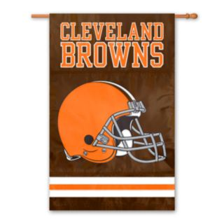 Cleveland Browns Two-Sided Flag