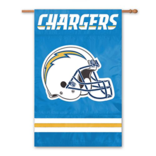 San Diego Chargers Two-Sided Flag