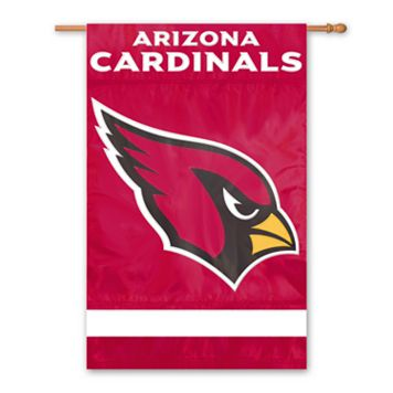 Arizona Cardinals Two-Sided Flag
