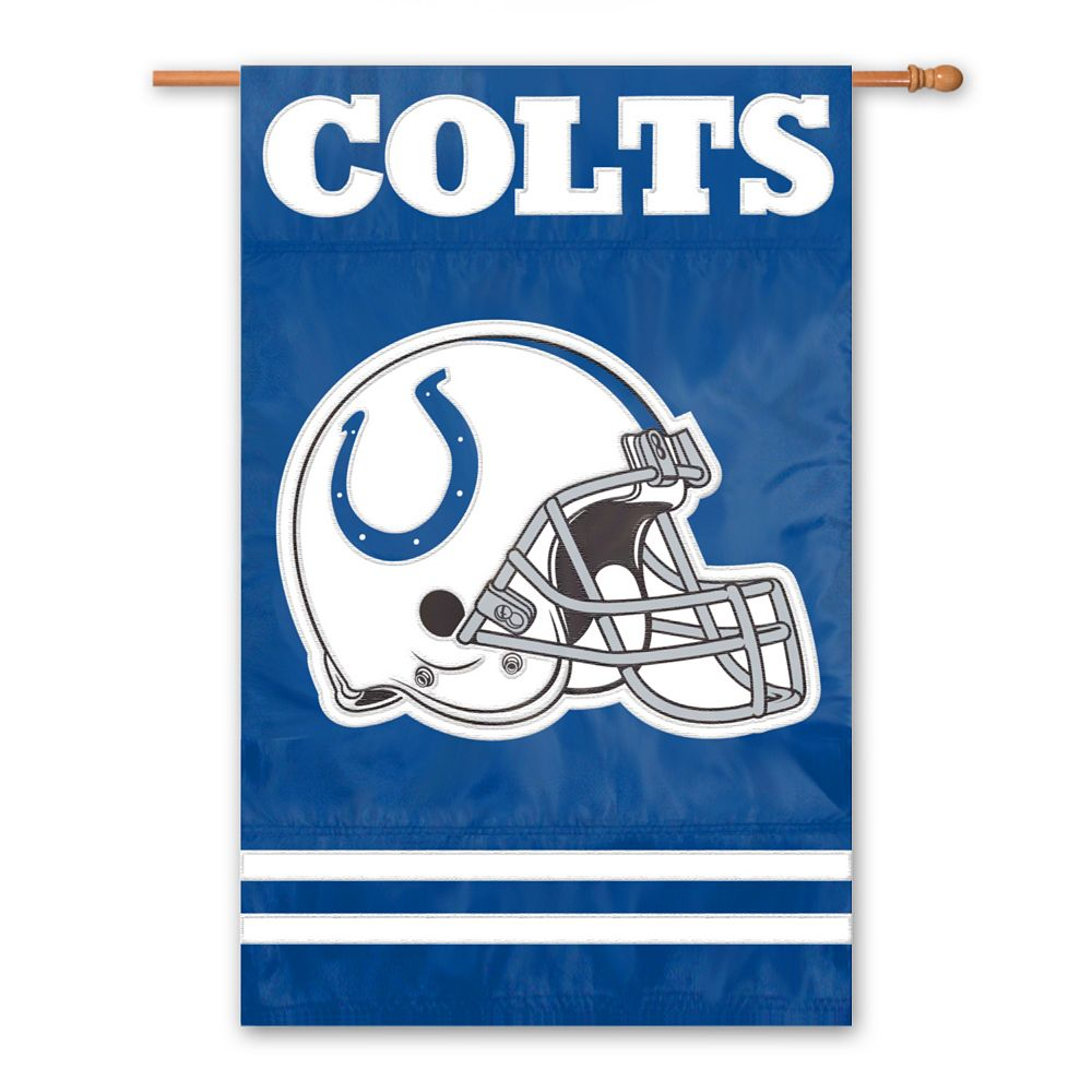 Indianapolis Colts Two-Sided Flag