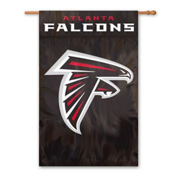 Atlanta Falcons Two-Sided Flag