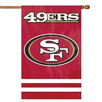 San Francisco 49ers Two-Sided Flag