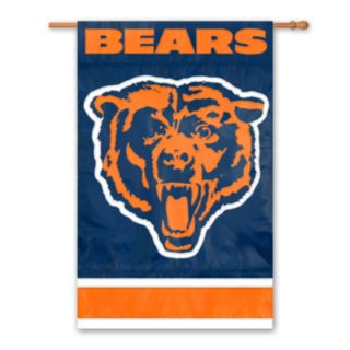 Chicago Bears Two-Sided Flag