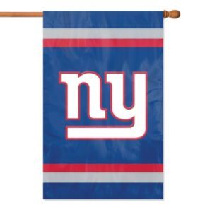 New York Giants Two-Sided Flag