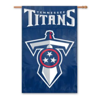 Tennessee Titans Two-Sided Flag