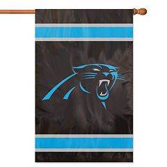 Carolina Panthers Two-Sided Flag