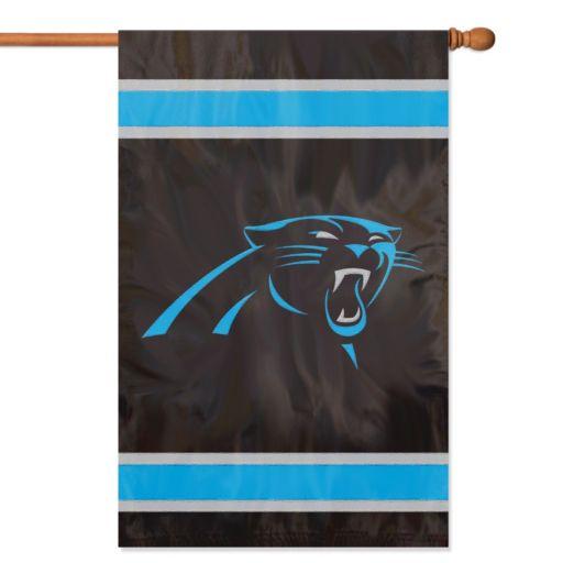 Carolina Panthers Two-Sided Flag