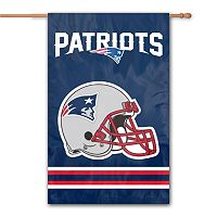 New England Patriots Two-Sided Flag