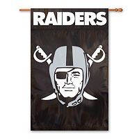 Oakland Raiders Two-Sided Flag
