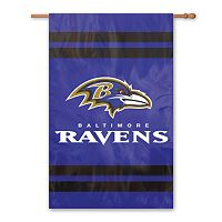 Baltimore Ravens Two-Sided Flag