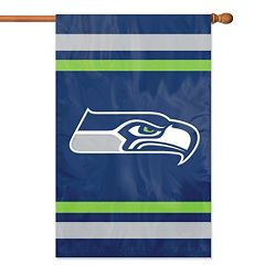 Seattle Seahawks Two-Sided Flag