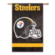 Pittsburgh Steelers Two-Sided Flag