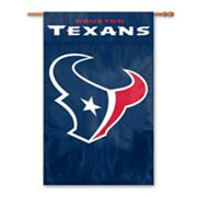 Houston Texans Two-Sided Flag