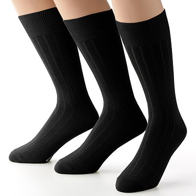 Dockers 3-pk. Basic Dress Socks
