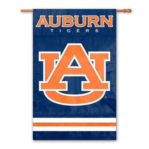 Auburn Tigers Banner Flag