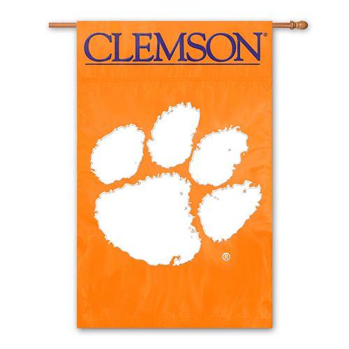 Clemson Tigers Banner Flag