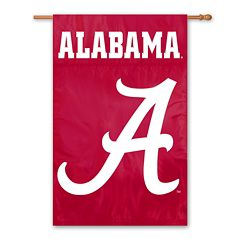 Alabama Crimson Tide Banner Flag