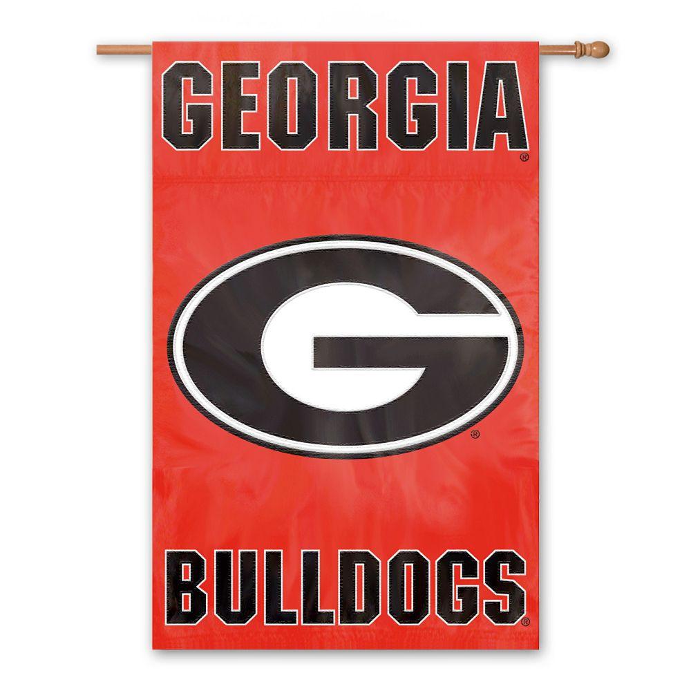 Georgia Bulldogs Banner Flag