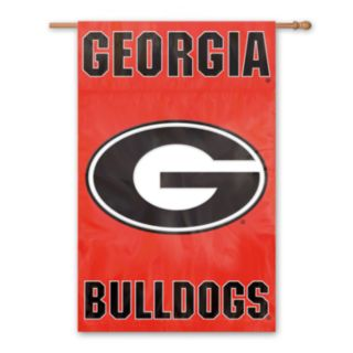Georgia Bulldogs Banner Flag