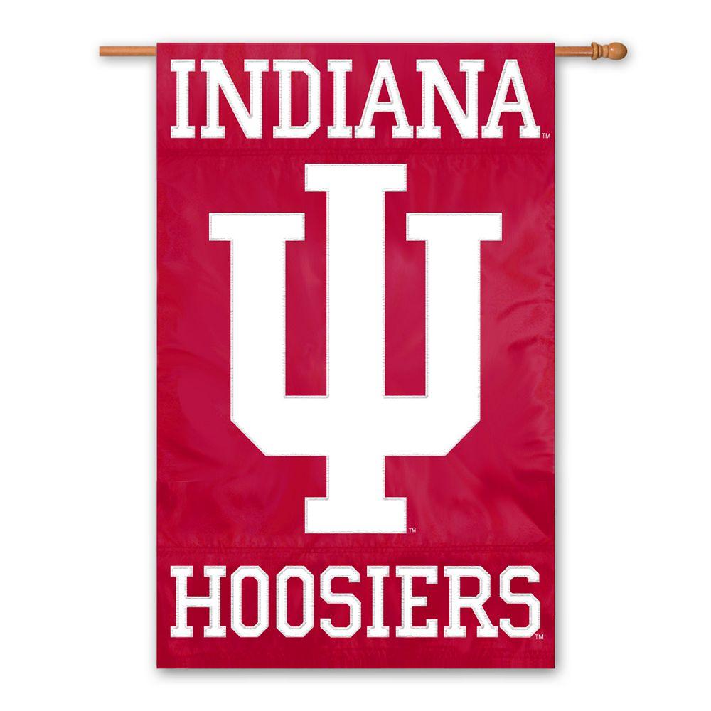 Indiana Hoosiers Banner Flag