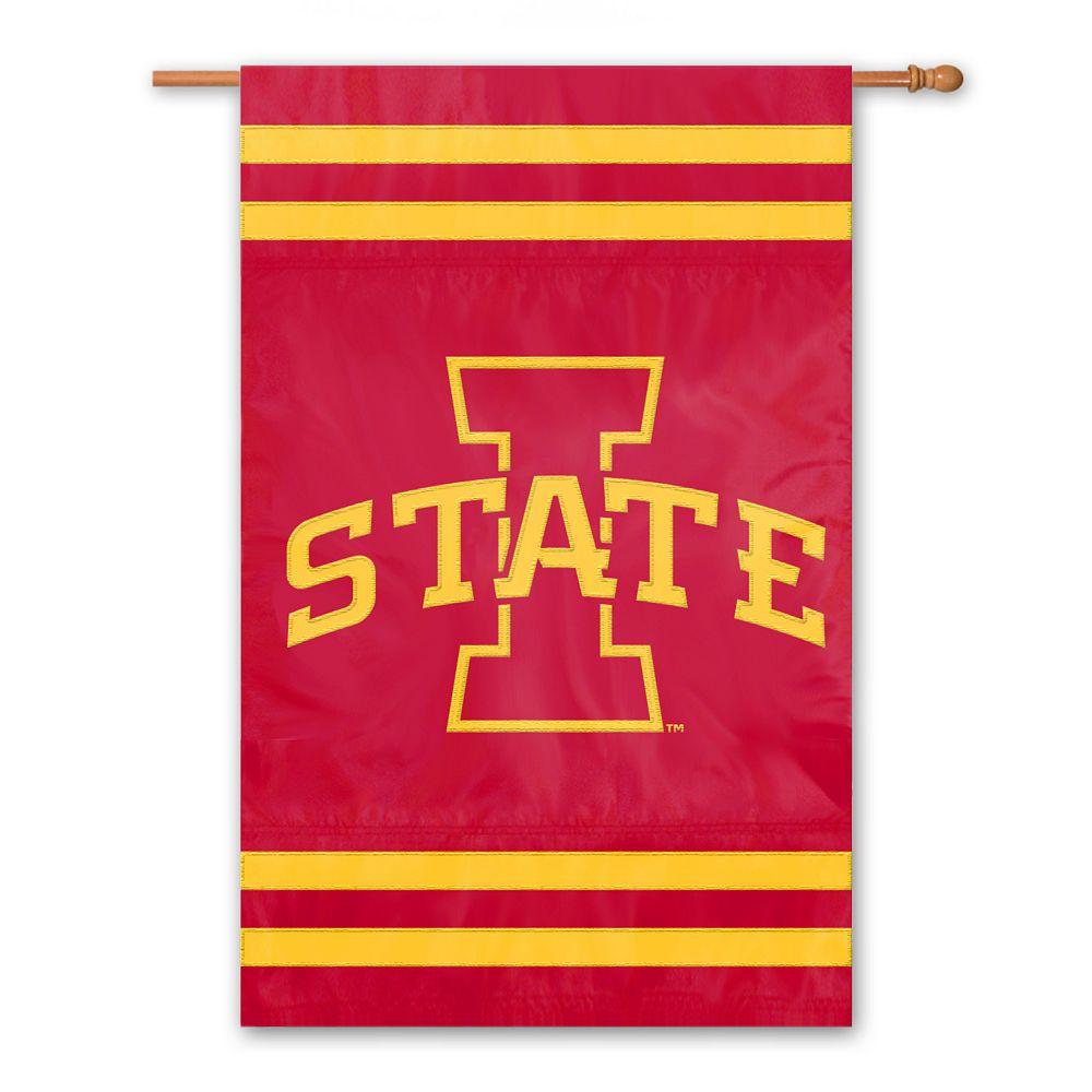 Iowa State Cyclones Banner Flag