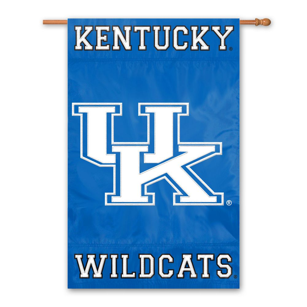 Kentucky Wildcats Banner Flag