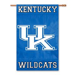 Kentucky Wildcats Banner Flag
