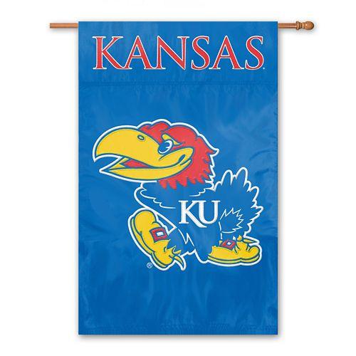 Kansas Jayhawks Banner Flag