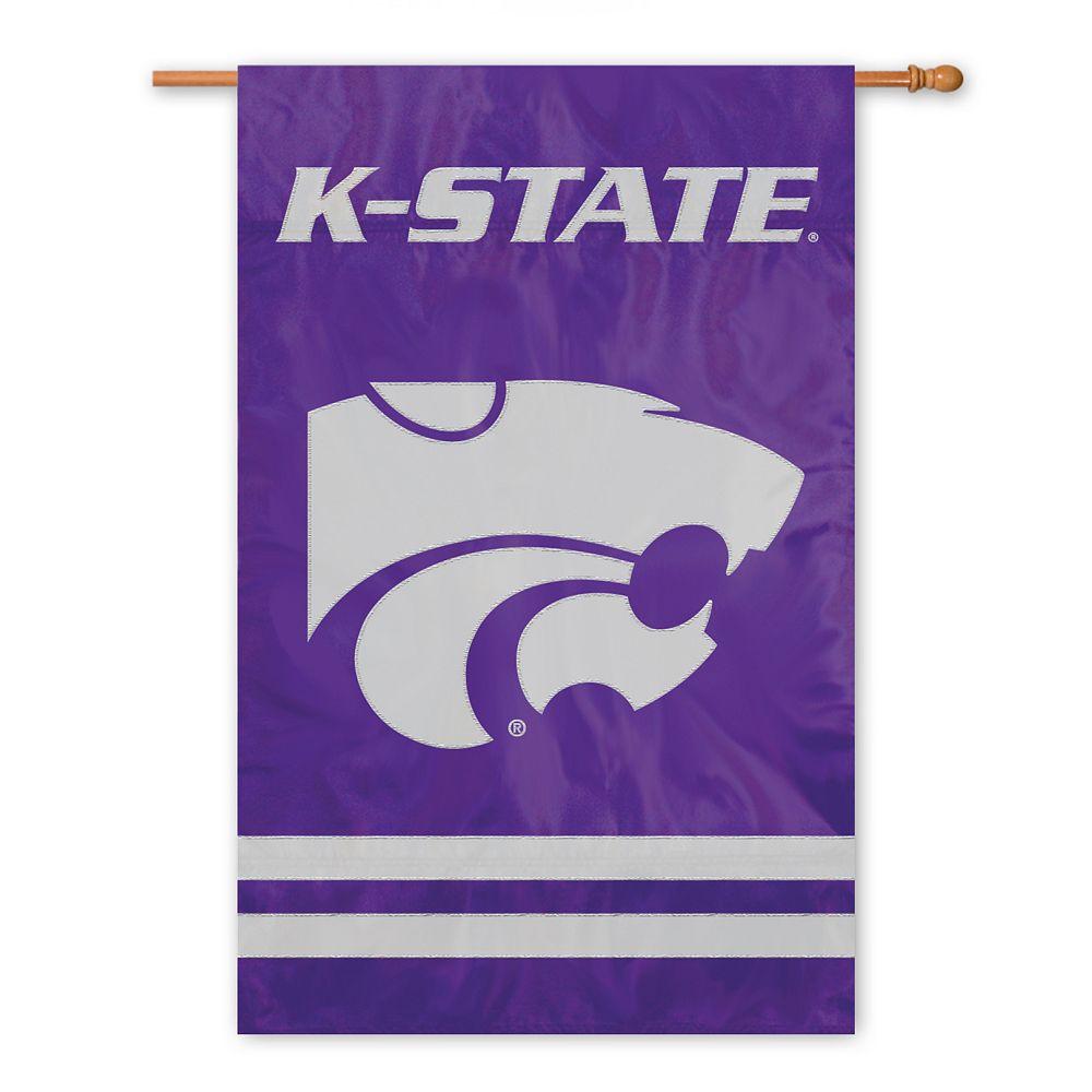 Kansas State Wildcats Banner Flag