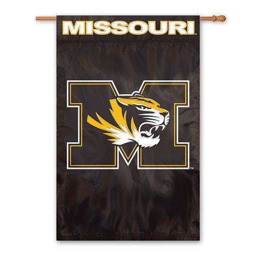 Missouri Tigers Banner Flag