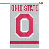 Ohio State Buckeyes Banner Flag