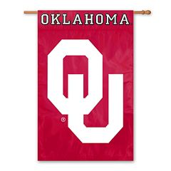 Oklahoma Sooners Banner Flag