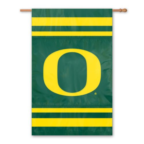 Oregon Ducks Banner Flag