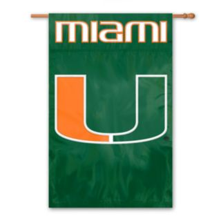 Miami Hurricanes Banner Flag